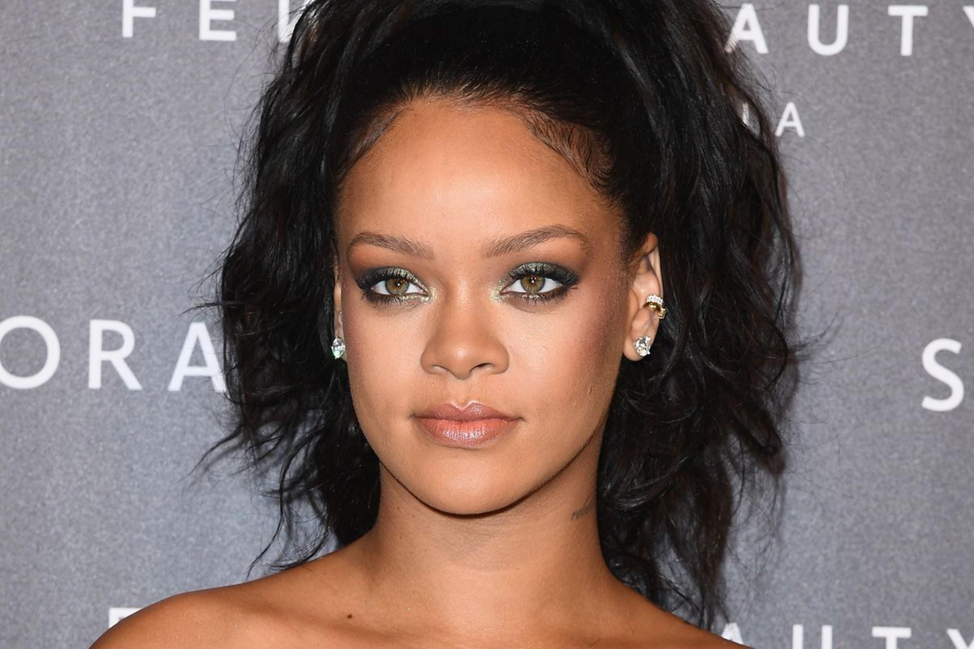 Rihanna Chris Brown Ammika Harris