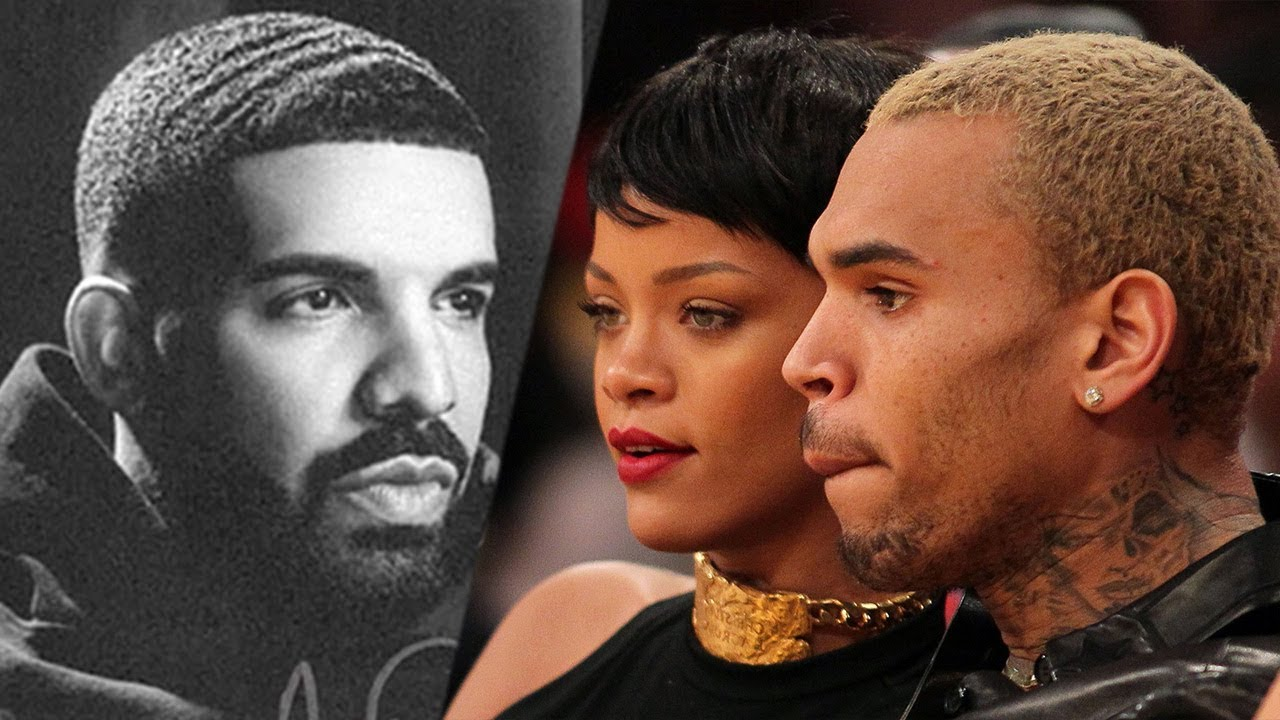 Rihanna Here S How She Reportedly Reacted To Her Exes Drake And Chris Brown Becoming Friends Celebrity Insider