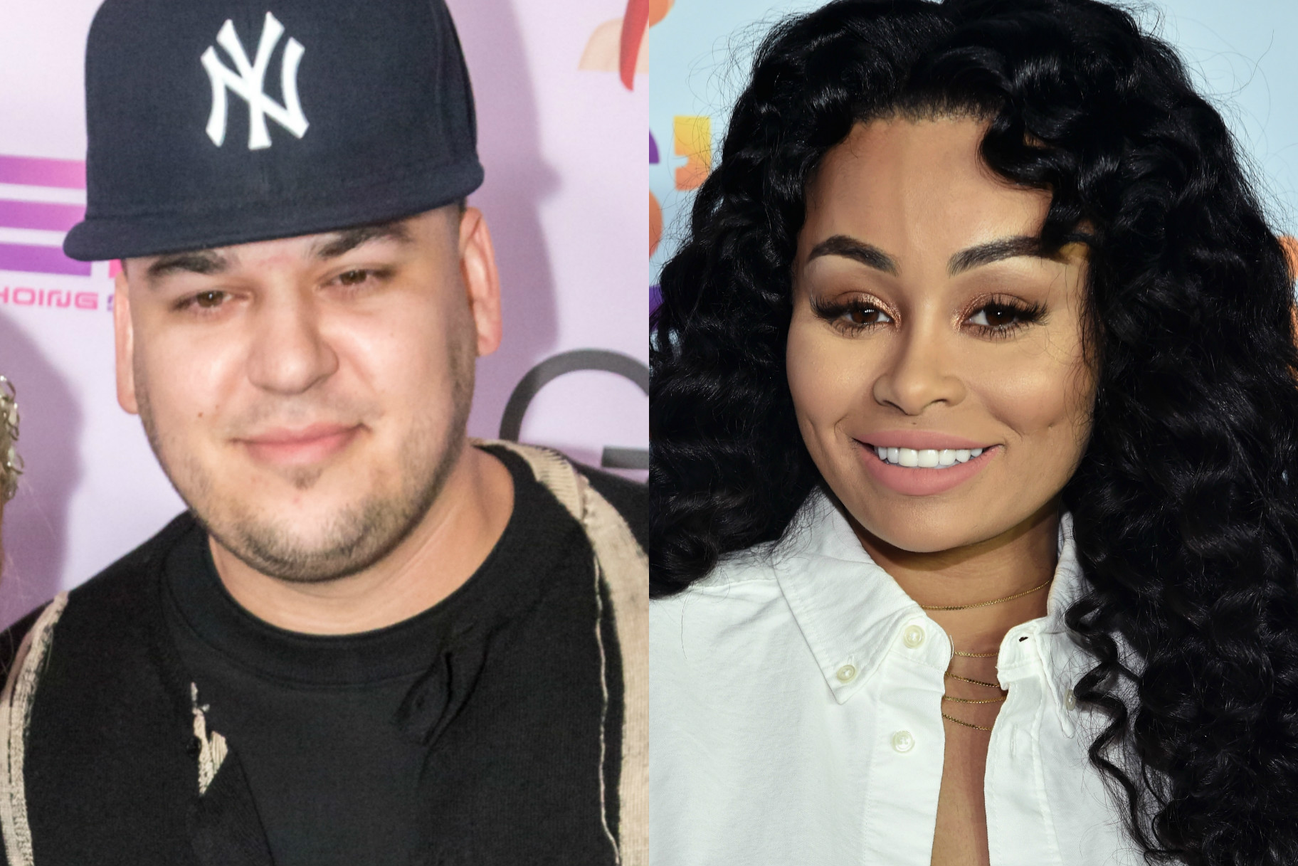Rob and Chyna