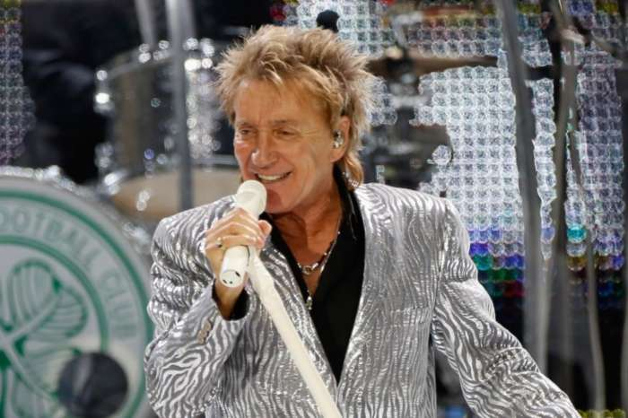 Rod Stewart And His Son Accused Of Punching Resort Staffer On New Year's Eve