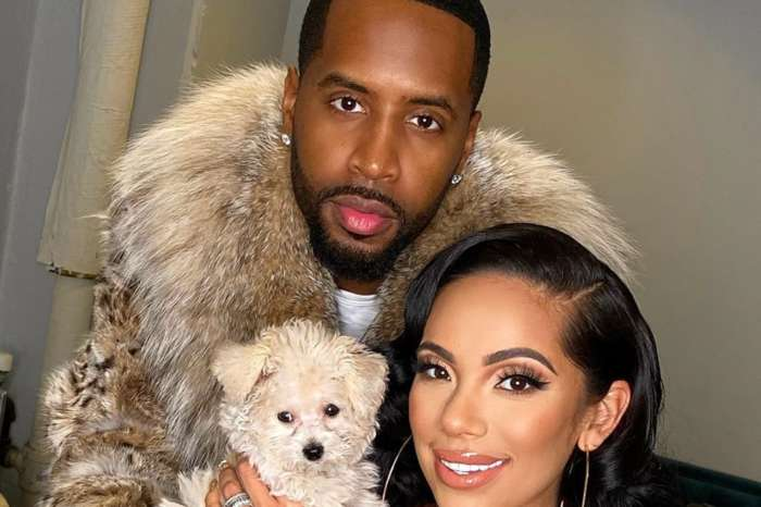Erica Mena Poses With Safaree, Cradling Her Pregnant Belly And Fans Are Here For It