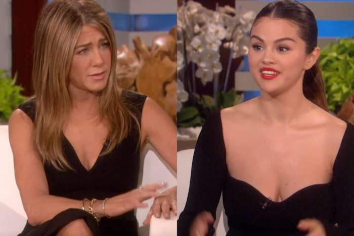Selena Gomez Recalls Meeting Jennifer Aniston In A Bathroom For The First Time And Fangirls Over Her - 'My Heart Stopped!'
