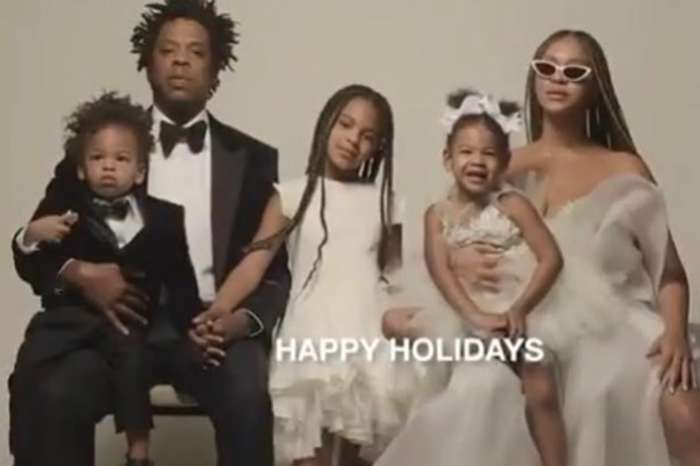 Beyonce Shares Private Video Showing Her Life With Jay-Z Over A Decade; Their Children -- Blue, Sir, And Rumi Carter -- Stole The Spotlight