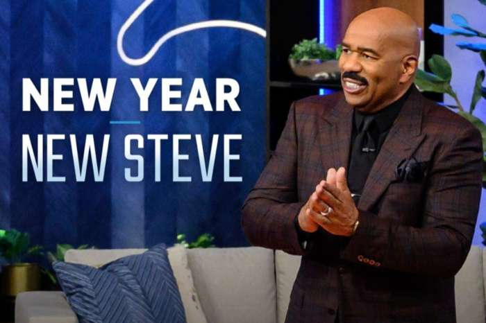 Steve Harvey Returns To Talk Show With Facebook's Steve On Watch