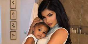 KUWK: Kylie Jenner Shares Adorable Vid Of Stormi Stealing Her Drink And Blowing Bubbles Into It!