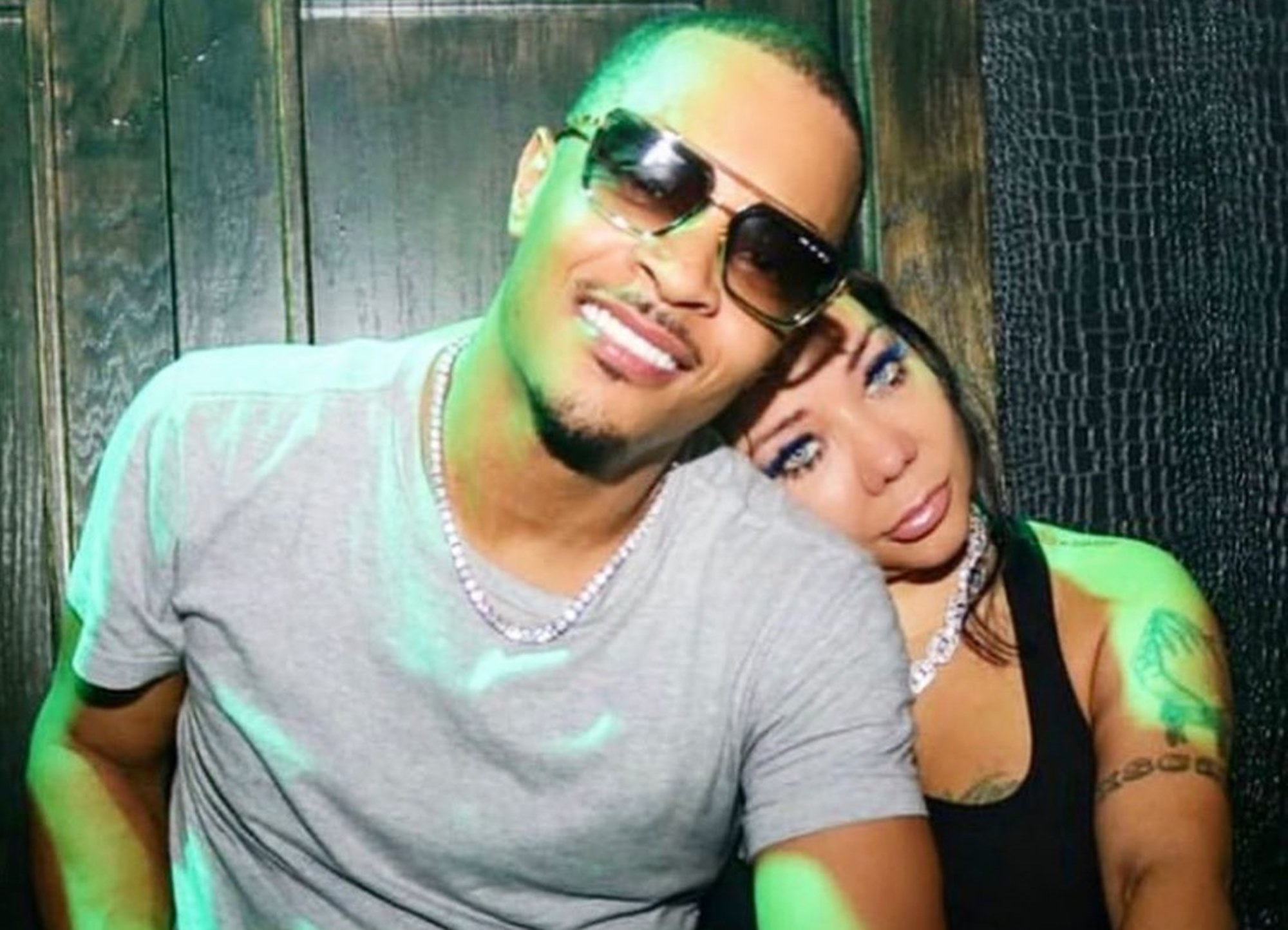 T.I. Tiny Harris Marriage Drama Fans