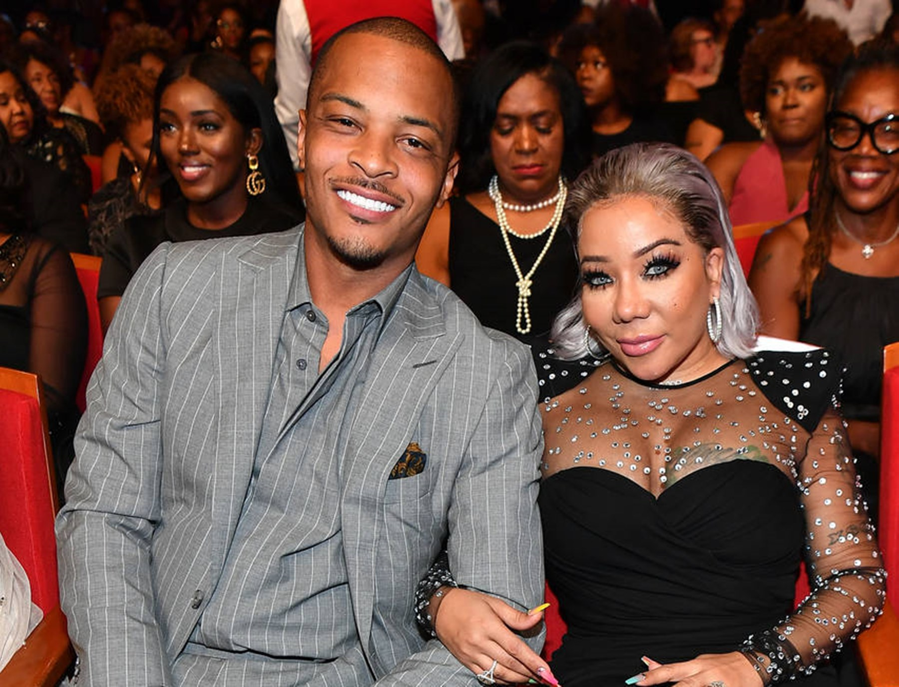 T.I. Tiny Harris Marriage Husband Wife Protector Note