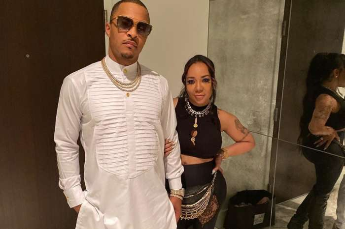 Tiny Harris Reveals The New Addition To The Family With A Sweet Photo And Some Of Hers And T.I.'s Fans Have Questions