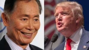 George Takei Slams Donald Trump's New Space Force Logo For Copying Star Trek's One!
