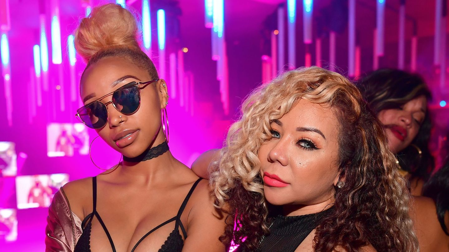 Tiny Harris Makes Her Daughter, Zonnique Pullins' Fans Crazy With Excitement - New Music Is Coming ASAP