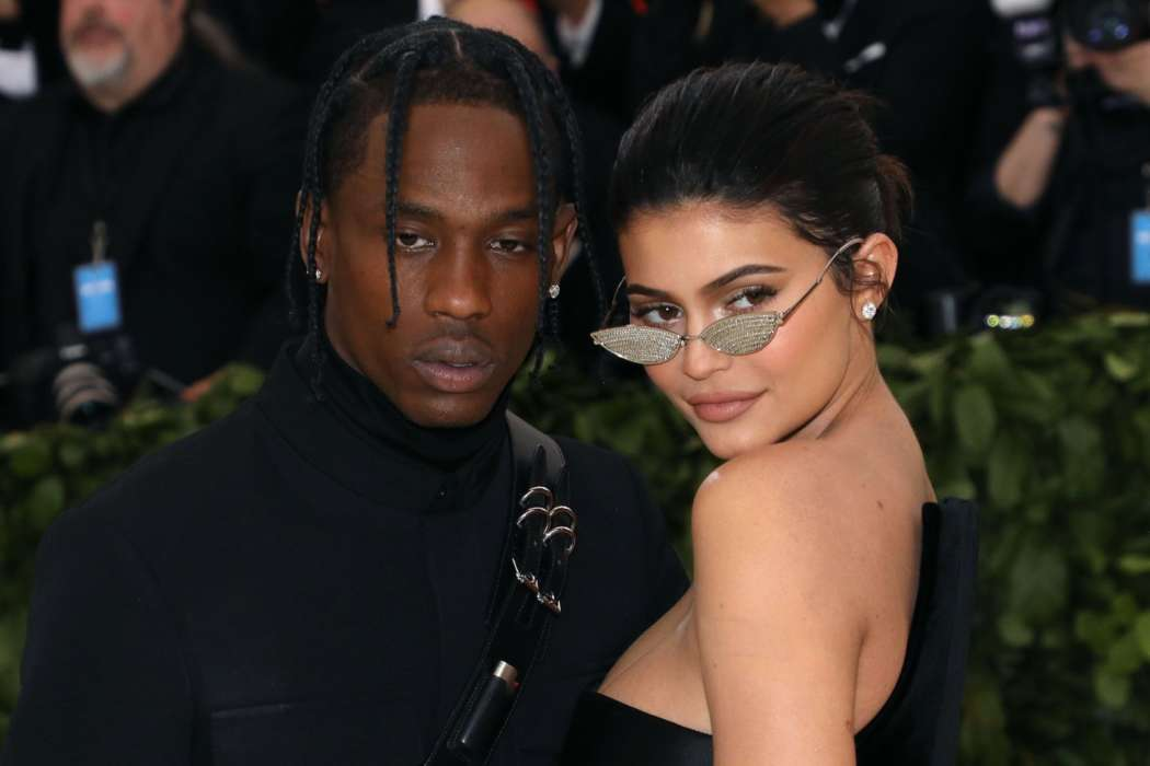 Travis and Kylie