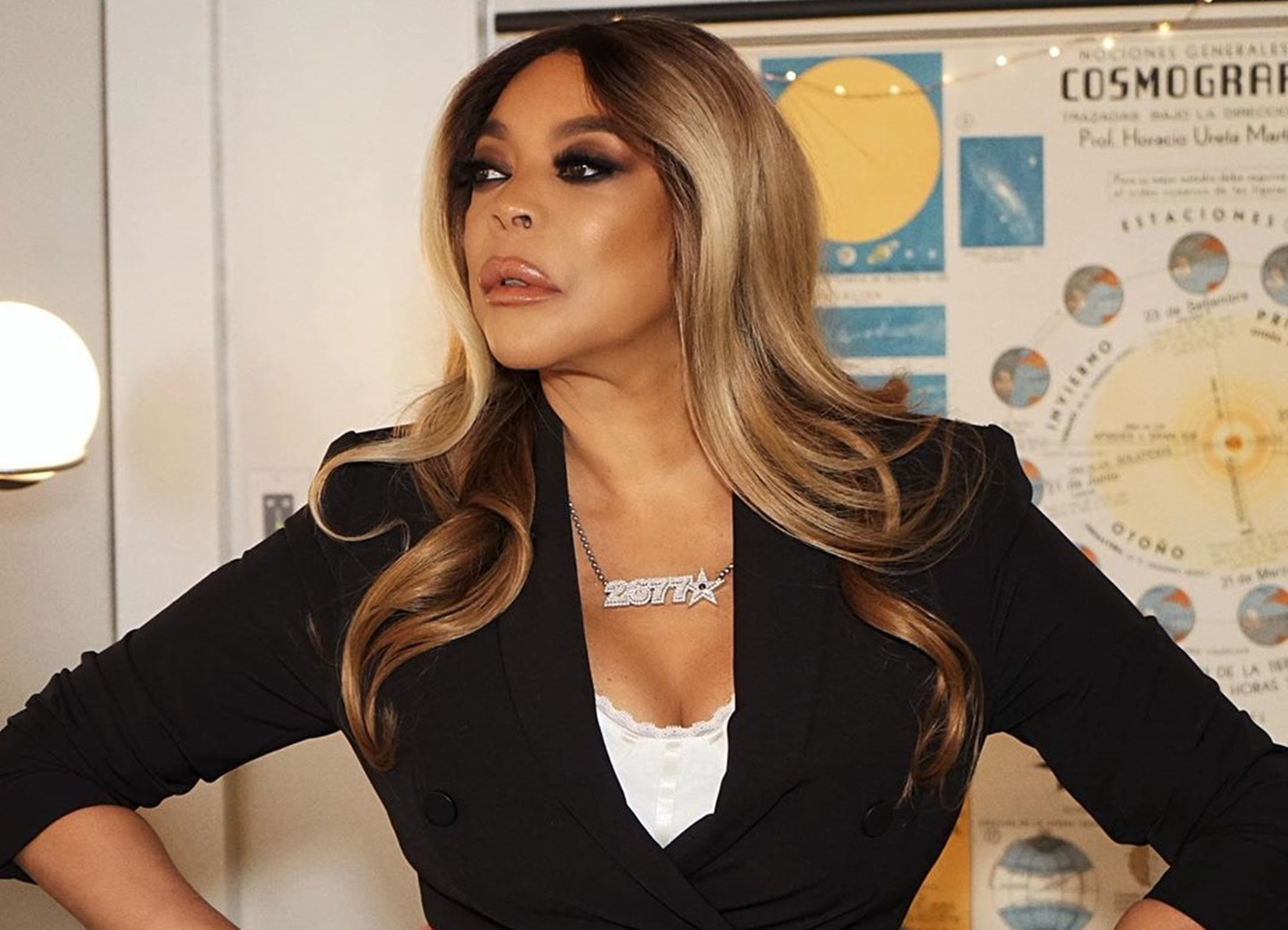 Wendy Williams NeNe Leakes Feud