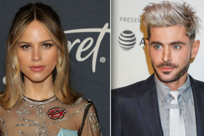 Zac Efron Is Dating Neighbors Co-Star Halston Sage After Split From Sarah Bro