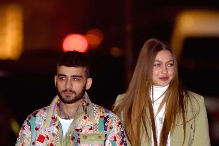 Gigi Hadid And Zayn Malik Hold Hands In New Pics And Spark Reconciliation Rumors!