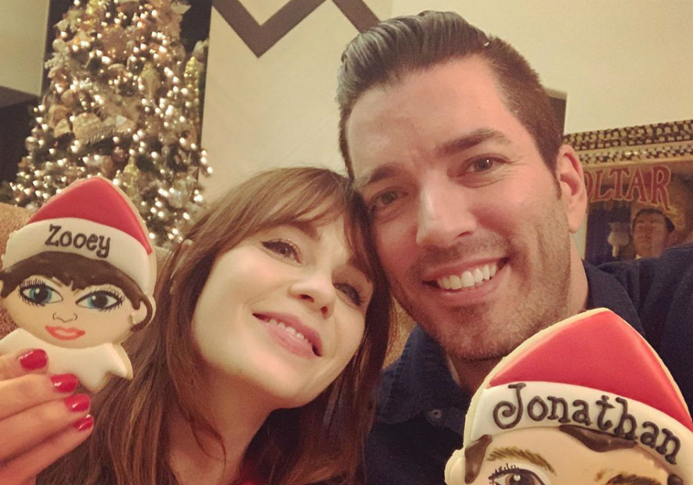 Zooey Deschanel Gushes Over Her 'Sweetie' Jonathan Scott After Celebrating First New Year's Together