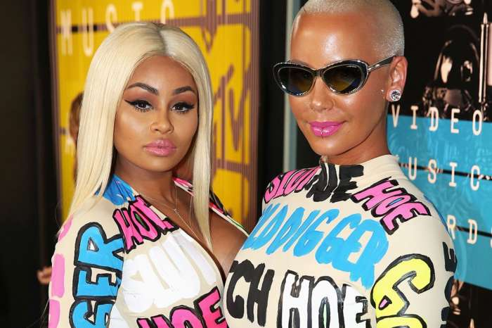 Amber Rose Praises Blac Chyna's Incredible Body In New Post Proving They're Back To Being Friends After Fallout