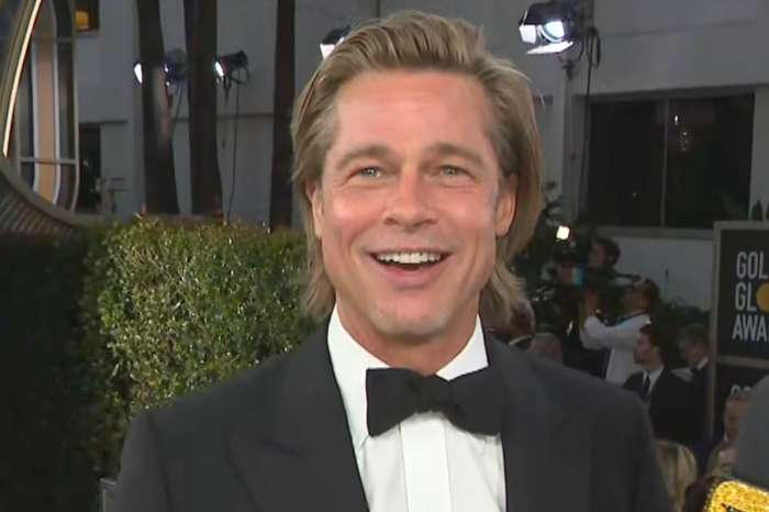 Brad Pitt Jokes That He Has A 'Disaster Of A Personal Life'