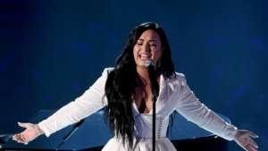Demi Lovato More Confident Than Ever After 'Perfect' Grammys Comeback Performance!