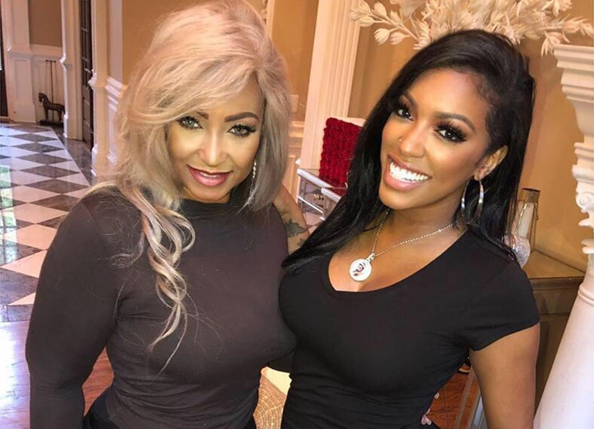 Porsha Williams Celebrates Her Mom, Diane's 62th Birthday - See The Gorgeous Posts She Shared To Mark The Event