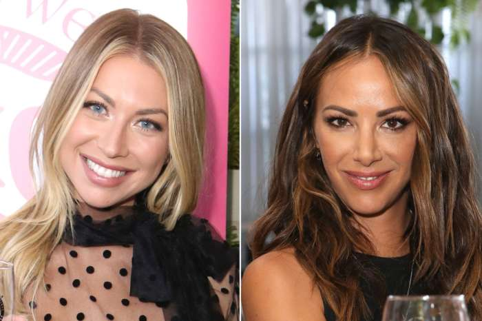 Stassi Schroeder 'Not Forcing' A Reconciliation With Kristen Doute Amid Their Drama - Here's Why!