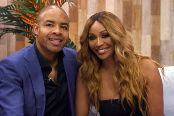 Cynthia Bailey Shares A Behind The Scenes Look At Her And Mike Hill's Wedding Photo Shoot And Fans Debate The Idea