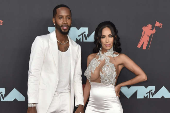 Erica Mena Stuns In Her Wedding Dress - See The First Photos Of Her Wedding To Safaree Here