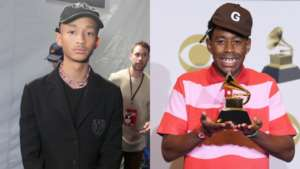 Jaden Smith Raves About His 'Boyfriend' Tyler, The Creator After The Rapper Wins A Grammy!