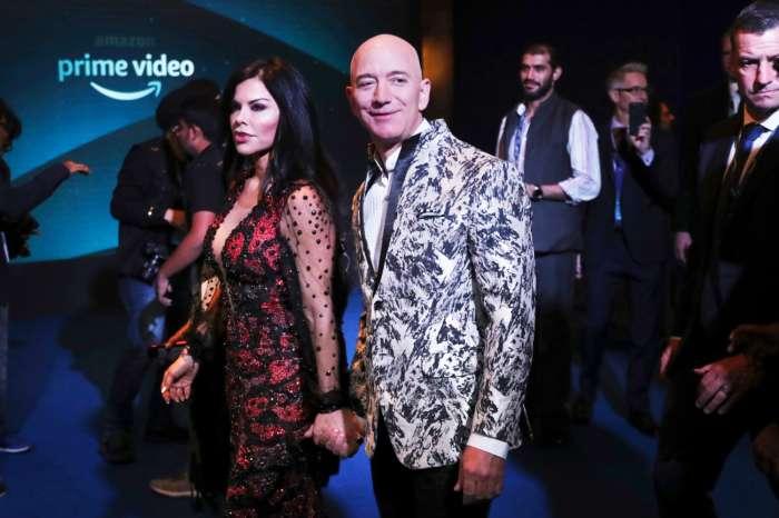 Jeff Bezos And Lauren Sanchez Make Their Romance Red Carpet Official!