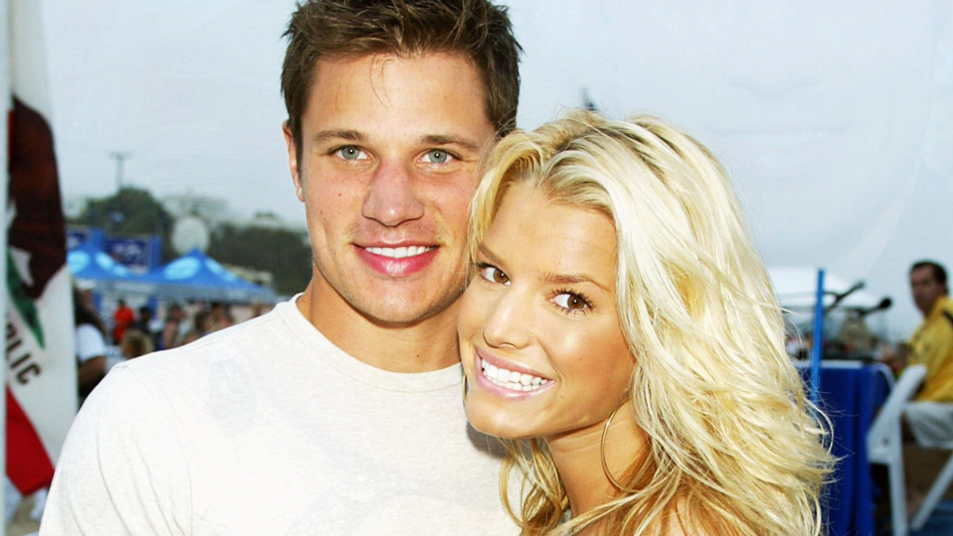 Jessica Simpson Reveals She Kissed Justin Timberlake After Nick Lachey Divorce
