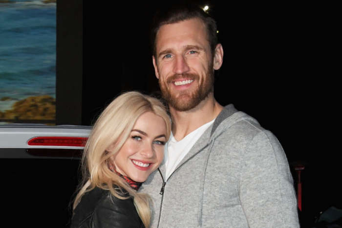 Julianne Hough And Brooks Laich Reportedly On A Break After Only 2 Years Of Marriage