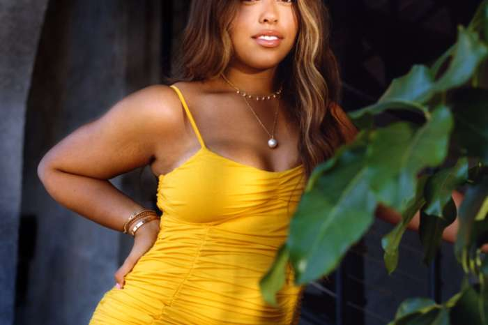 Jordyn Woods Shows Off Her Jaw-Dropping Curves On Social Media