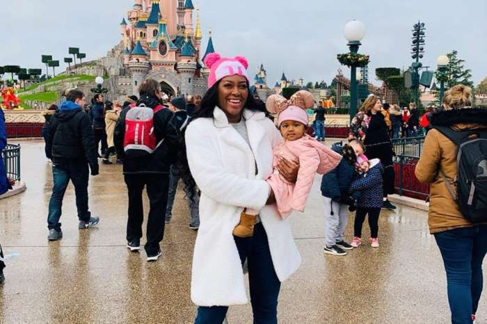 Kenya Moore Shares A Video With Baby Brooklyn Daly Walking And Dancing - The RHOA Star Makes Fans' Day!