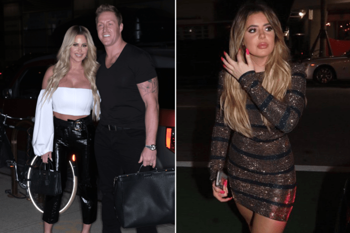 Brielle Biermann Claps Back At Hater Accusing Her Of Spending All Her Stepfather's Money On Lavish Things!