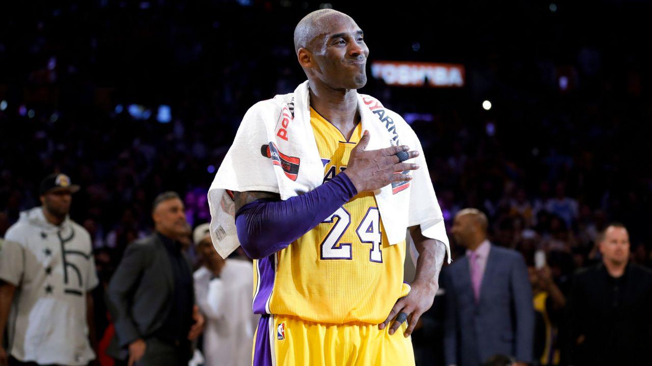 Former NBA Superstar Charles Oakley Speaks About Kobe Bryant