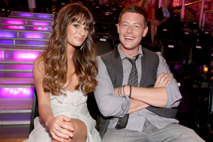 Lea Michele Says She Got Emotional Rewatching The First Episode Of 'Glee' And It Was Because Of The Late Cory Monteith's Touching Scenes!