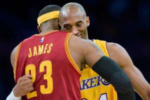 LeBron James Seen In Tears After Kobe Bryant's Tragic Passing