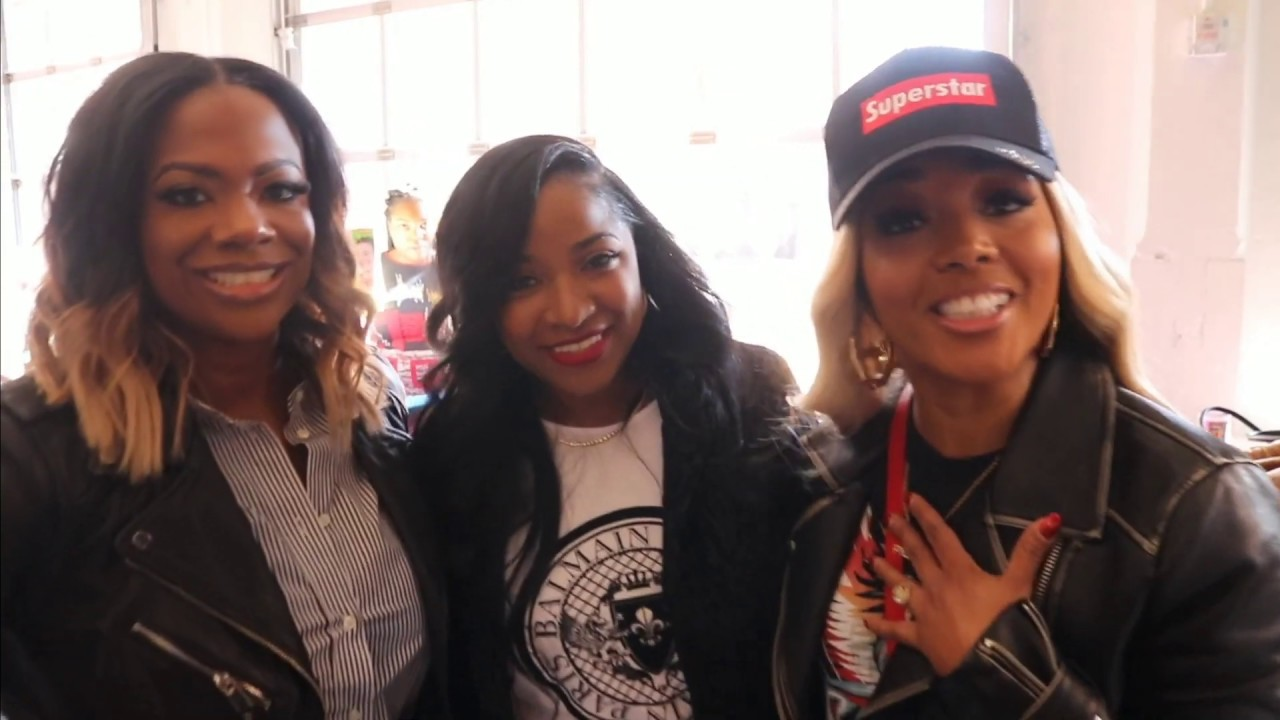 Rasheeda Frost Jumps Into The Judges Squad On Toya Johnson's Competition