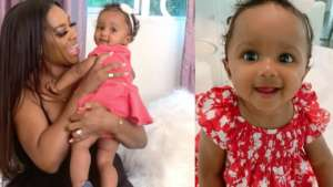 Kenya Moore's Latest Video Of Baby Brooklyn Daly Has Fans Saying That She's A Living Doll