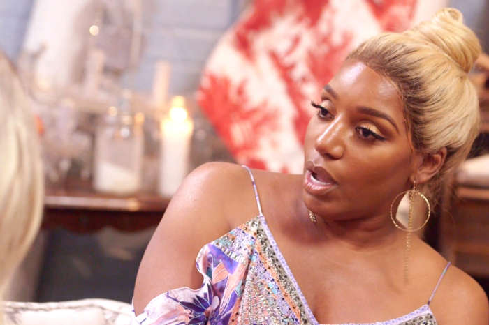 Nene Leakes Exposed For Leaking Note To Cynthia Bailey By B. Scott