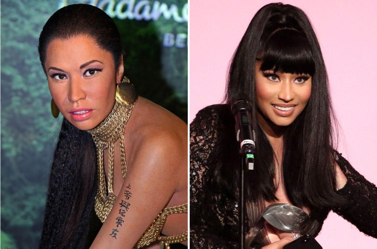 Nicki Minaj's Wax Figure At Madame Tussauds In Germany Has Fans Upset