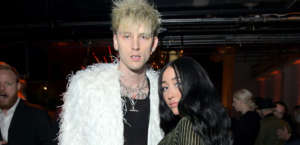 Noah Cyrus And Machine Gun Kelly Believed To Be Dating After Getting Cozy At Grammys After-Party
