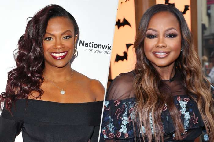 Phaedra Parks Tells Her Fans Not To Take Life For Granted - People Ask Her To Make Up With Kandi Burruss