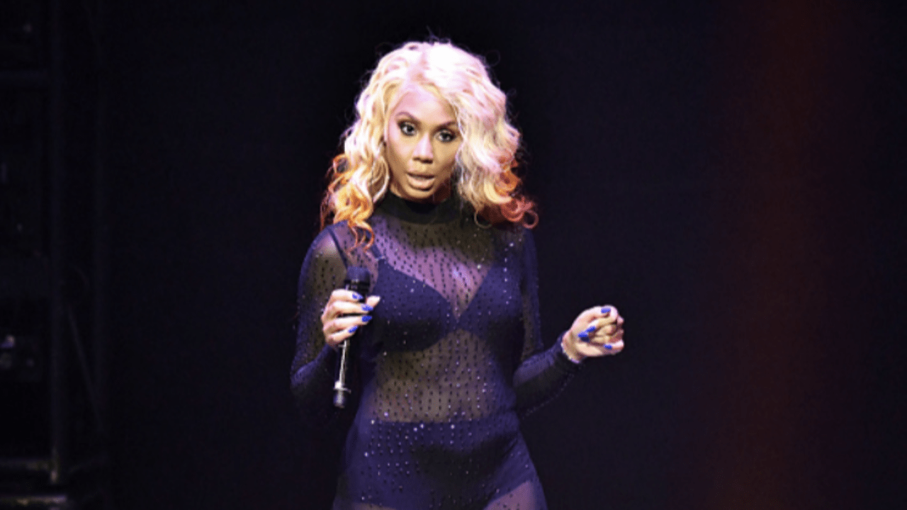 Tamar Braxton Is Slaying Her Thick Figure In 2020 - See The Racy Clip That Has Some Fans Criticizing Her