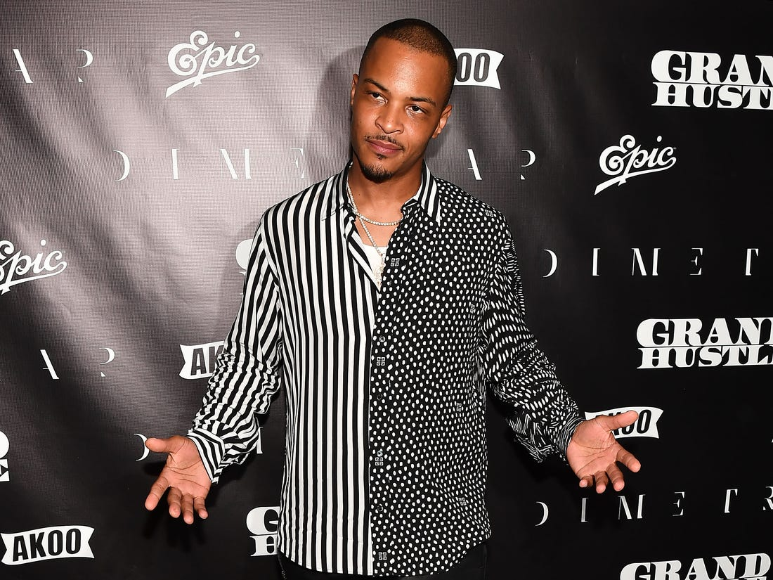 T.I. Teaches Fans How To Protect Their Energy - See His Message