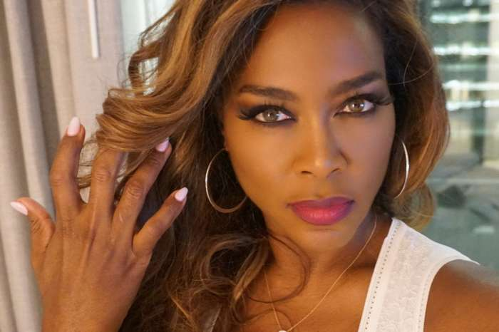 Kenya Moore Supports A Non-Profit Organization That Helps Families Fighting Infertility