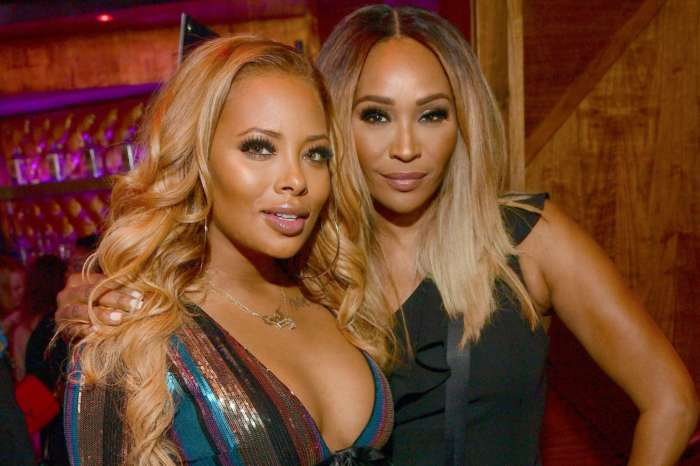 Eva Marcille Celebrates Cynthia Bailey's Anniversary - Check Out The Birthday Girl Twerking In This Video