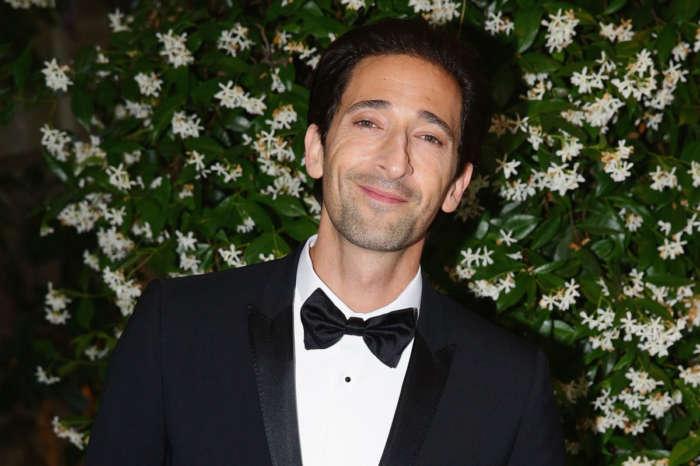 Georgina Chapman Seeks Comfort In Adrien Brody Following Weinstein Conviction