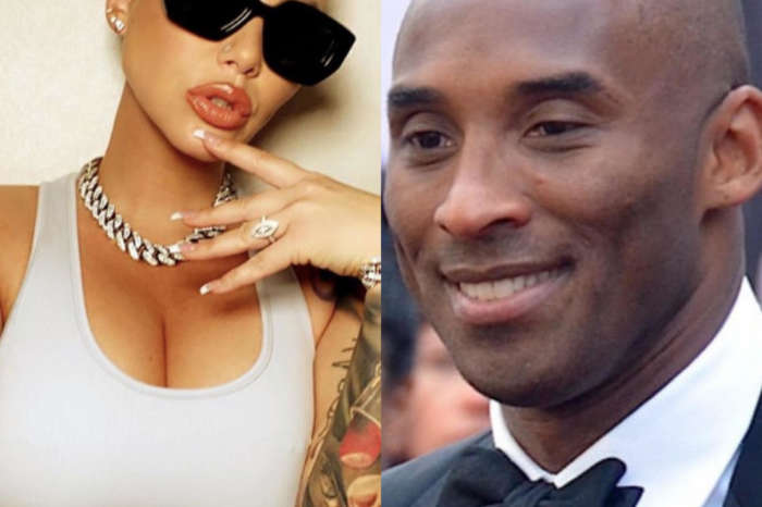 Amber Rose Reveals Kobe Bryant's Passing Led To Her Decision To Get A Forehead Tattoo!