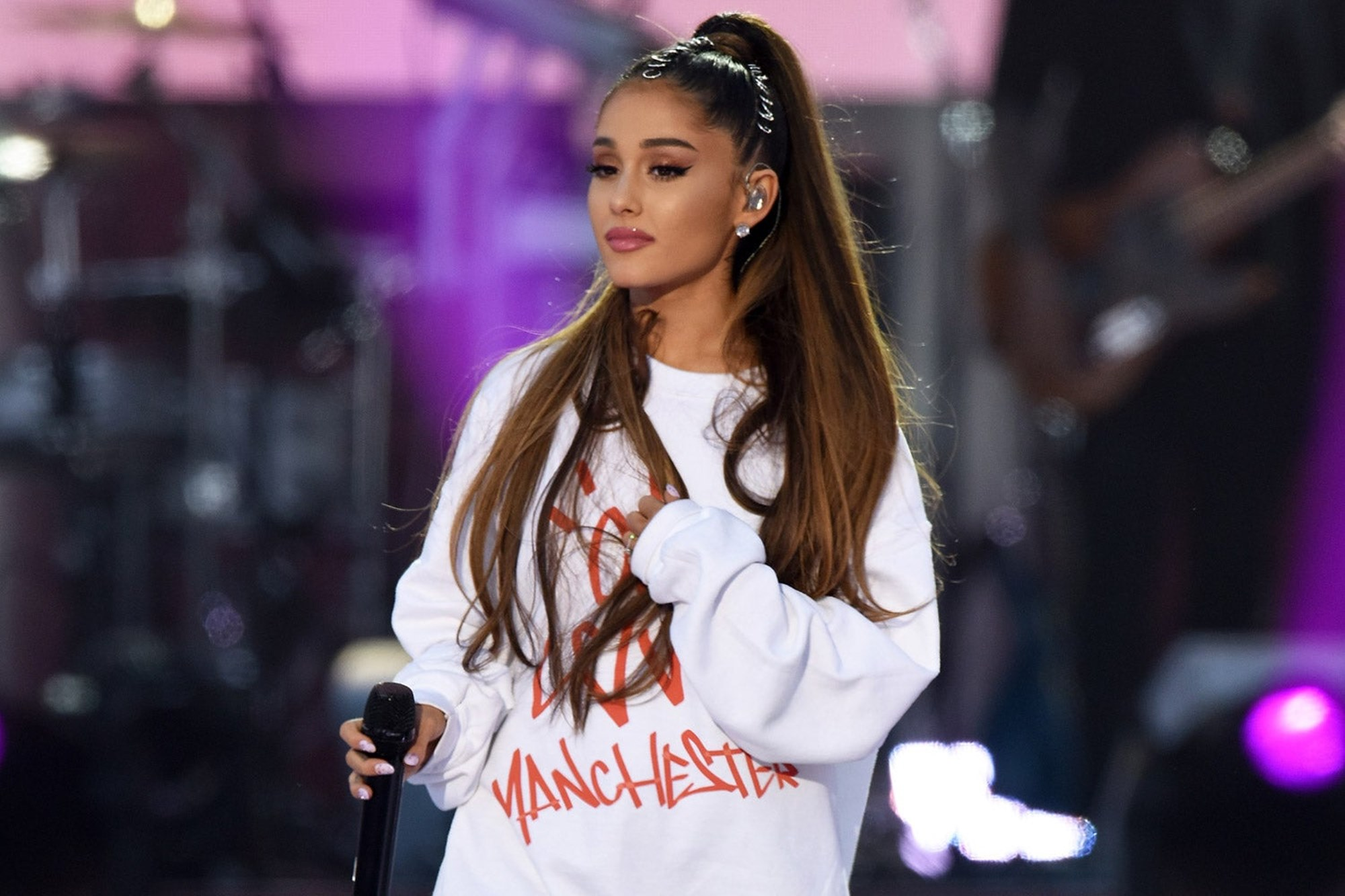 Ariana Grande Pete Davidson Mac Miller