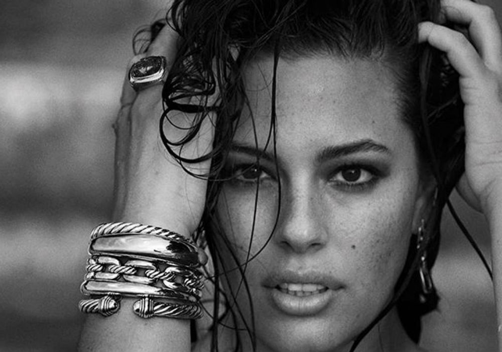Ashley Graham and Justin Ervin reveal meaning behind newborn son's name